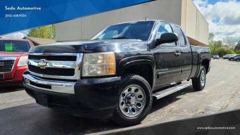 2009 Chevrolet Silverado 1500 for sale at Sedo Automotive in Davison MI