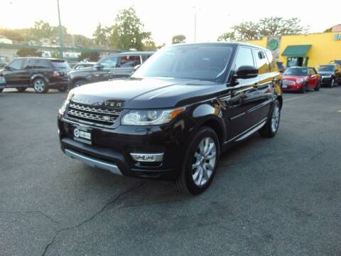 2014 Land Rover Range Rover Sport for sale at Santa Monica Suvs in Santa Monica CA