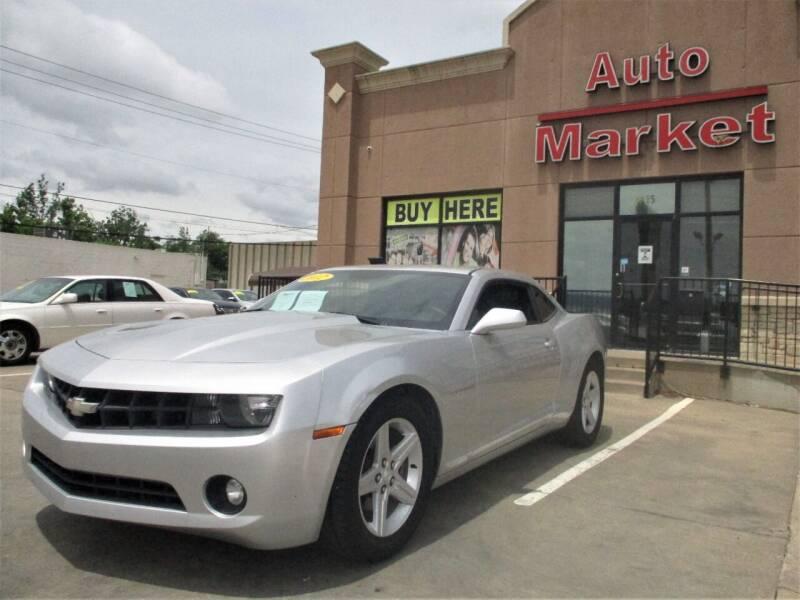 2012 Chevrolet Camaro for sale at Auto Market in Oklahoma City OK
