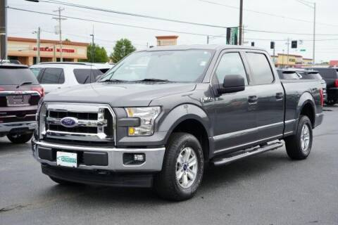 2017 Ford F-150 for sale at Preferred Auto Fort Wayne in Fort Wayne IN