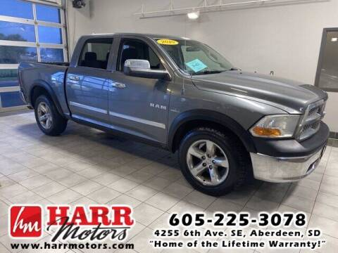 2010 Dodge Ram Pickup 1500 for sale at Harr's Redfield Ford in Redfield SD