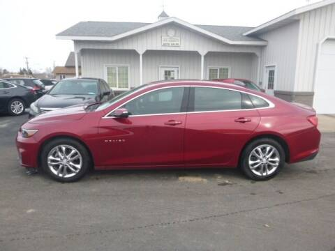 2017 Chevrolet Malibu for sale at JIM WOESTE AUTO SALES & SVC in Long Prairie MN