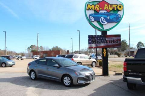 2020 Hyundai Elantra for sale at MR AUTO in Elizabeth City NC