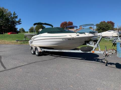 1999 Sea Ray 190 Sundeck for sale at Performance Boats in Spotsylvania VA