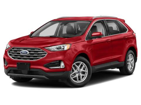 2021 Ford Edge for sale at Moser Motors Of Portland in Portland IN