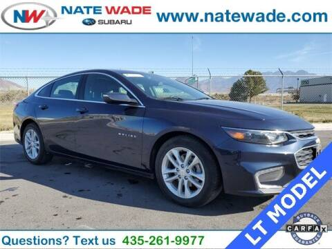 2017 Chevrolet Malibu for sale at NATE WADE SUBARU in Salt Lake City UT