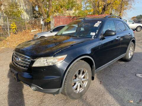 2008 Infiniti FX35 for sale at Polonia Auto Sales and Service in Hyde Park MA
