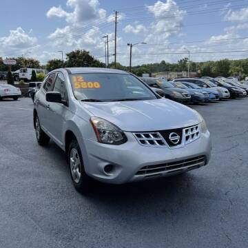 2012 Nissan Rogue for sale at Auto Bella Inc. in Clayton NC