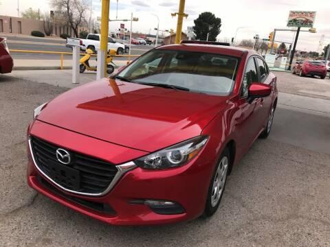 2018 Mazda MAZDA3 for sale at Fiesta Motors Inc in Las Cruces NM