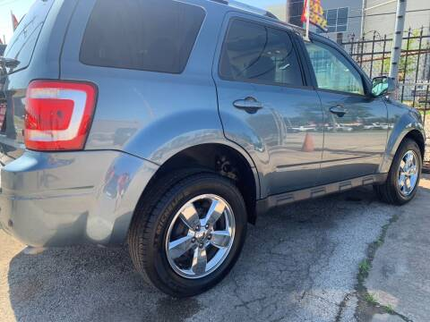 2012 Ford Escape for sale at FAIR DEAL AUTO SALES INC in Houston TX