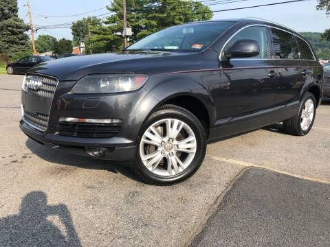 2009 Audi Q7 for sale at Keystone Auto Center LLC in Allentown PA