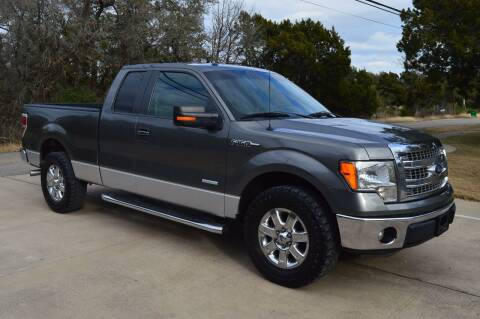 2013 Ford F-150 for sale at Coleman Auto Group in Austin TX