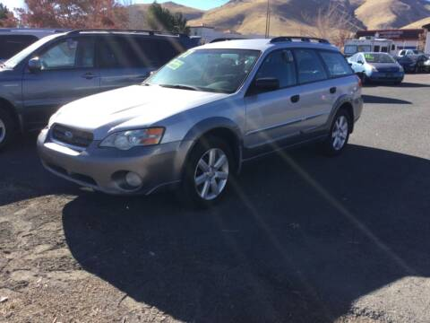 2007 Subaru Outback for sale at Small Car Motors in Carson City NV