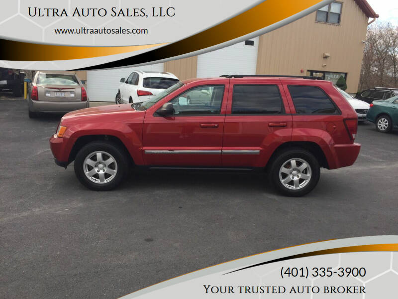 2010 Jeep Grand Cherokee for sale at Ultra Auto Sales, LLC in Cumberland RI