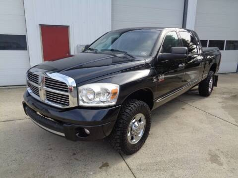 2008 Dodge Ram Pickup 3500 for sale at Lewin Yount Auto Sales in Winchester VA