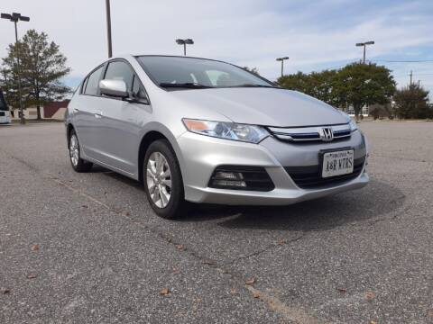 2014 Honda Insight for sale at A&R MOTORS in Portsmouth VA