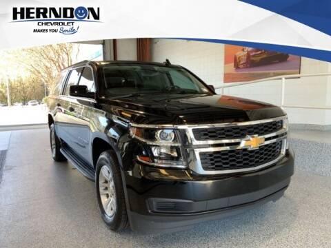 2020 Chevrolet Suburban for sale at Herndon Chevrolet in Lexington SC