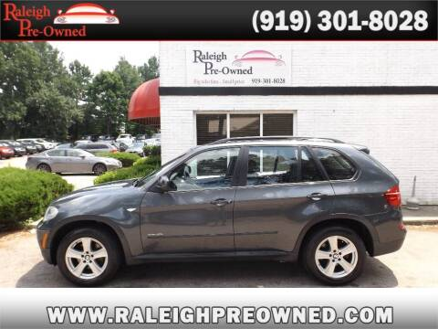2012 BMW X5 for sale at Raleigh Pre-Owned in Raleigh NC