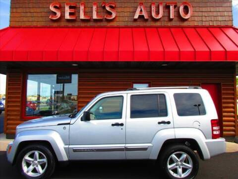 2008 Jeep Liberty for sale at Sells Auto INC in Saint Cloud MN