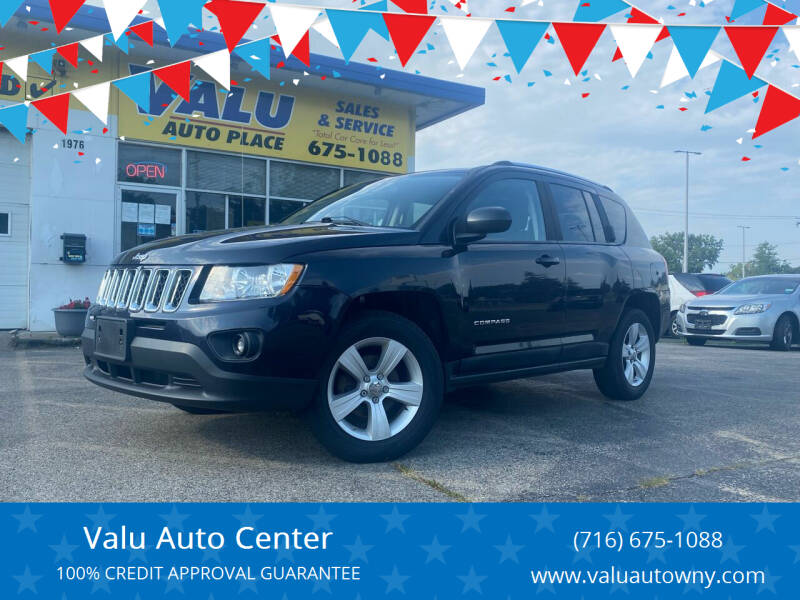 2011 Jeep Compass for sale at Valu Auto Center in West Seneca NY