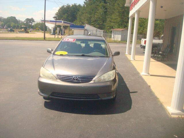 2005 Toyota Camry for sale at Mike Lipscomb Auto Sales in Anniston AL