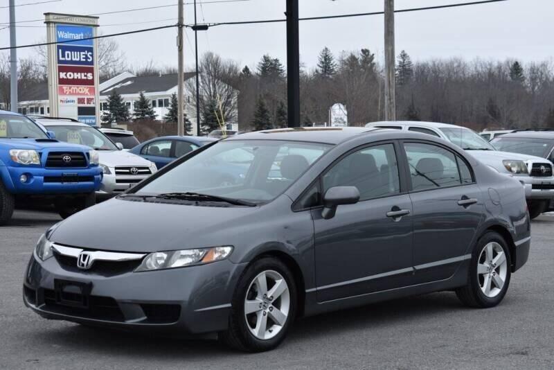 2011 Honda Civic for sale at Broadway Motor Car Inc. in Rensselaer NY