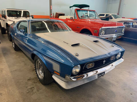 1971 Ford Mustang for sale at Wild About Cars Garage in Kirkland WA