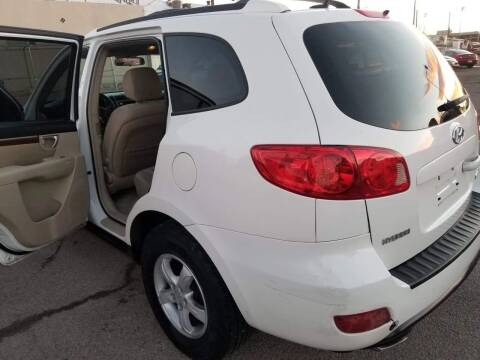 2007 Hyundai Santa Fe for sale at Moving Rides in El Paso TX