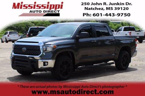 2018 Toyota Tundra for sale at Auto Group South - Mississippi Auto Direct in Natchez MS