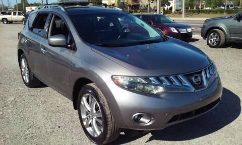 2009 Nissan Murano for sale at Pinellas Auto Brokers in Saint Petersburg FL