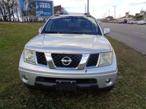 2006 Nissan Frontier for sale at Ideal Cars in Hamilton OH