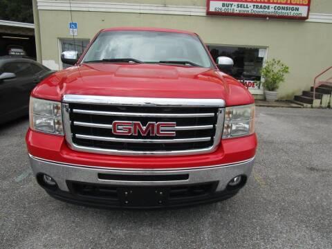 2012 GMC Sierra 1500 for sale at Downtown Motors in Milton FL