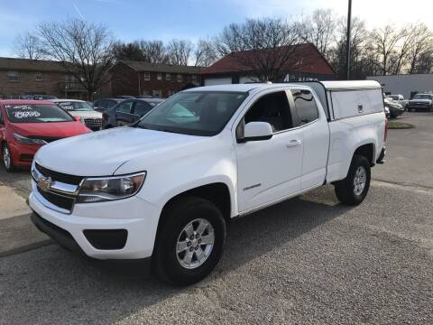 2015 Chevrolet Colorado for sale at 4th Street Auto in Louisville KY