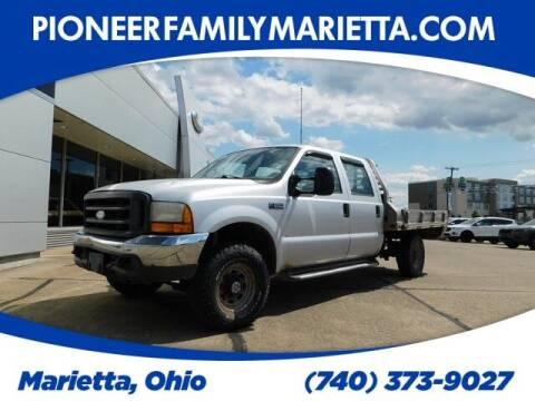 2000 Ford F-350 Super Duty for sale at Pioneer Family preowned autos in Williamstown WV