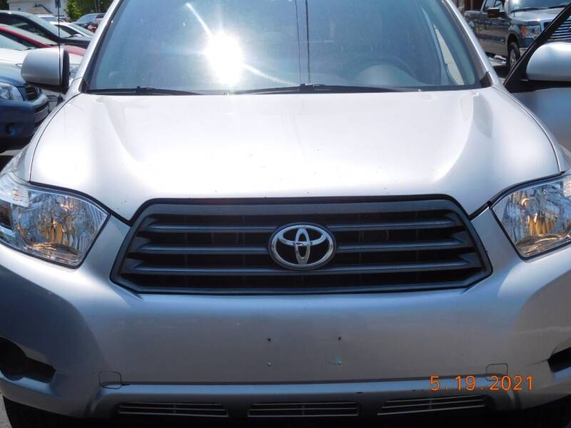 2008 Toyota Highlander for sale at Southbridge Street Auto Sales in Worcester MA