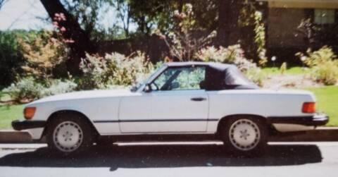 1986 Mercedes-Benz 560-Class for sale at Haigler Motors Inc in Tyler TX