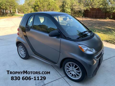 2014 Smart fortwo for sale at TROPHY MOTORS in New Braunfels TX