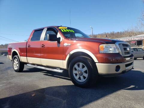 2007 Ford F-150 for sale at Elk Avenue Auto Brokers in Elizabethton TN