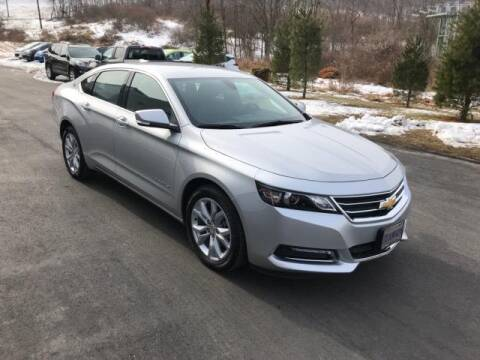 2019 Chevrolet Impala for sale at Hawkins Chevrolet in Danville PA