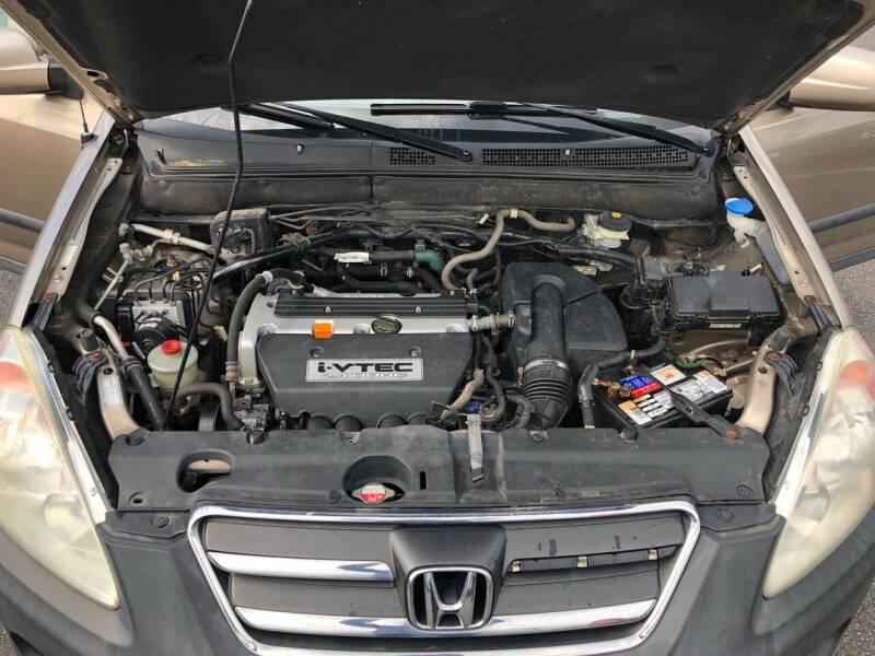 2006 Honda CR-V AWD EX 4dr SUV w/Automatic - Virginia Beach VA