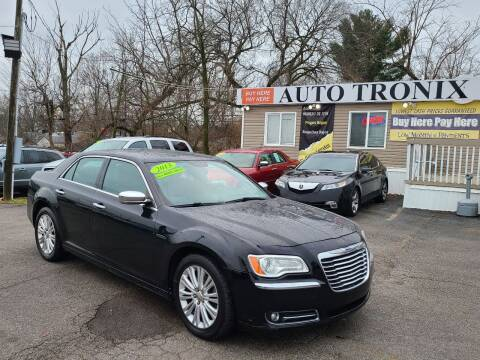 2013 Chrysler 300 for sale at Auto Tronix in Lexington KY
