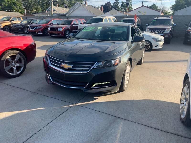 2019 Chevrolet Impala for sale at Pro Auto Sales in Lincoln Park MI