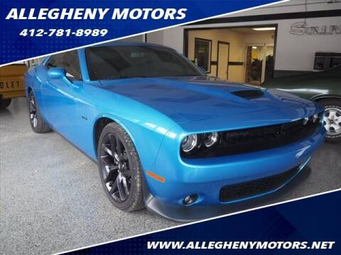 2019 Dodge Challenger for sale at Allegheny Motors in Pittsburgh PA