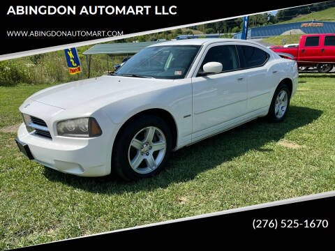 2010 Dodge Charger for sale at ABINGDON AUTOMART LLC in Abingdon VA