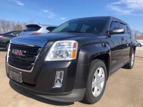 2015 GMC Terrain for sale at Wolff Auto Sales in Clarksville TN