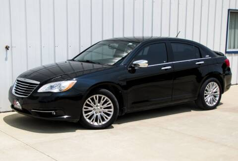 2012 Chrysler 200 for sale at Lyman Auto in Griswold IA