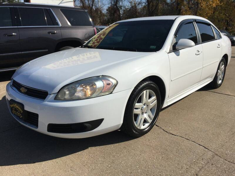 2010 Chevrolet Impala for sale at Town and Country Auto Sales in Jefferson City MO