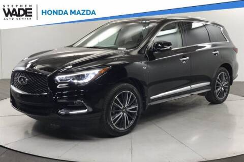 2018 Infiniti QX60 for sale at Stephen Wade Pre-Owned Supercenter in Saint George UT