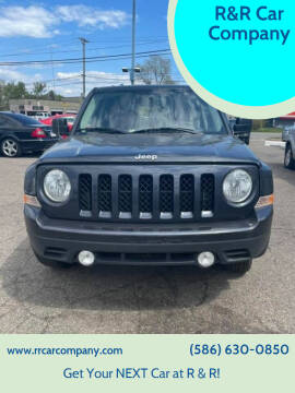 2015 Jeep Patriot for sale at R&R Car Company in Mount Clemens MI