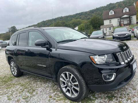 2016 Jeep Compass for sale at Ron Motor Inc. in Wantage NJ